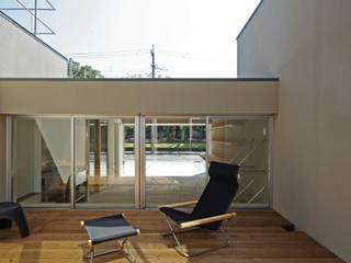 空間建築-傳 Balcony