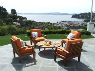 press profile homify Garden Furniture