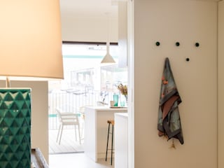 Marta Maria Pereira, Unipessoas, LDA Corridor, hallway & stairsAccessories & decoration Green