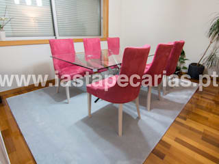 IAS Tapeçarias Dining roomAccessories & decoration Tekstil Grey