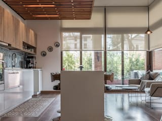 trama arquitectos Kitchen