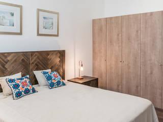 trama arquitectos Small bedroom