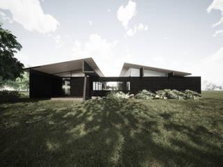 trama arquitectos Single family home