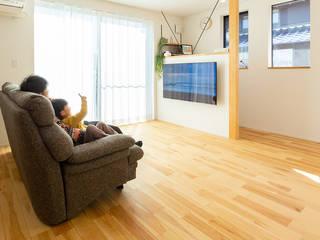 リノクラフト株式会社 Living room Wood Wood effect
