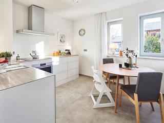 Home Staging Bavaria CuisineTables, chaises & bancs Bois Marron