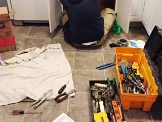 Plumbers Network Pretoria Dapur built in