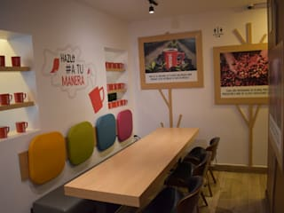 Ralph Wilson ห้องทานข้าวโต๊ะ ไม้เอนจิเนียร์ Wood effect