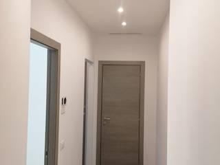 Edil Domus Impianti Koridor & Tangga Modern White