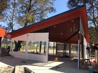 Nave + Arquitectura & Modelación Paramétrica Modern houses