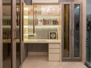 Lakkad Works Livings de estilo moderno