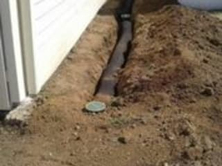 Bakersfield French Drain Installation