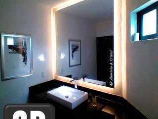 AR ALUMINIO & CRISTAL ห้องน้ำ