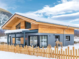 Vitalhaus Wildmoos Regnauer Hausbau Einfamilienhaus