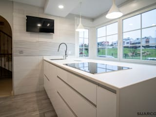 Suarco Dapur Modern White