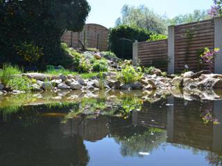 raum in form - Innenarchitektur & Architektur Laghetto da giardino