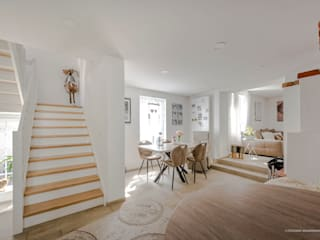 raum in form - Innenarchitektur & Architektur Soggiorno moderno