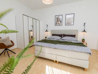 Businessapartment Wohnjuwel Home Staging Moderne Hotels