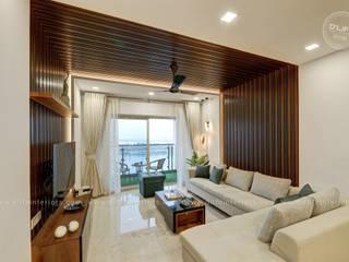 DLIFE Home Interiors ВітальняАксесуари та прикраси