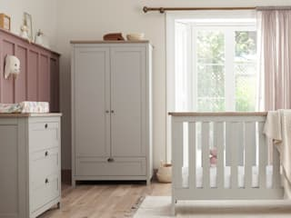 Bambini and Bo Nursery/kid's roomBeds & cribs Kayu Grey