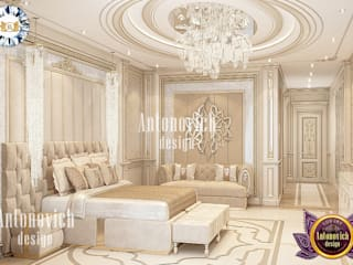 Luxury Antonovich Design Modern style bedroom