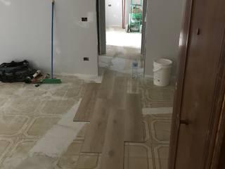 MetroQuadro Parquet Pavimentos Compósito de madeira e plástico
