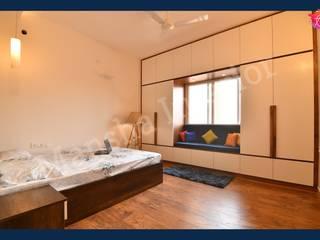 Mansha Interior Moderne Schlafzimmer