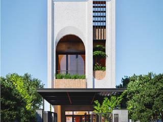 Thiết kế nội thất nhà phố 2 tầng đẹp Công ty nội thất ATZ LUXURY HouseholdAccessories & decoration