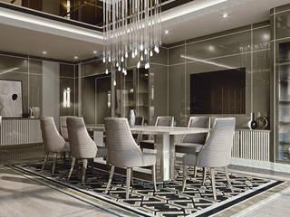 Essenza - Brummel Brummel Sala da pranzo moderna Legno massello