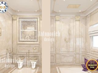 MOST LUXURIOUS BATHROOM INTERIOR DESIGN BY LUXURY ANTONOVICH DESIGN Luxury Antonovich Design Classic style bathroom
