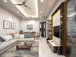 Premdas Krishna Living roomAccessories & decoration Wood Wood effect