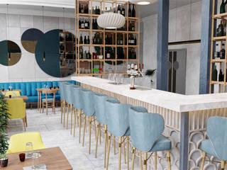 ABELLAN 3D Bar & Klub Modern