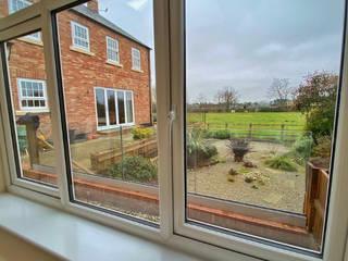 Frameless Glass Balustrade project in Carlisle Origin Architectural Vorgarten Glas Transparent