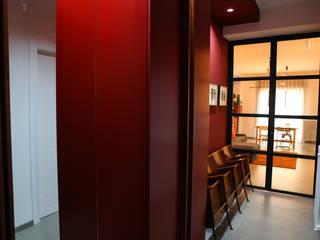 T_C_Interior_Design___ 玄關、走廊與階梯櫥櫃與書櫃