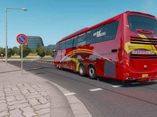 Mod ets2 indonesia Multimedia roomStorage Kaca Red