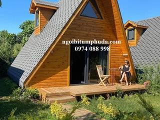 Tấm lợp bitum phủ đá cho các dự án biệt thự, bungalow CÔNG TY TNHH SX & TM VIỆT PHÁP