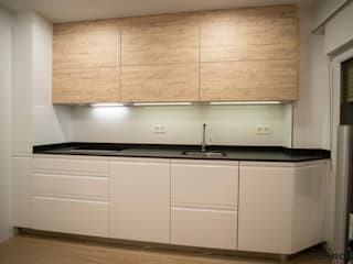 Suarco Small kitchens White