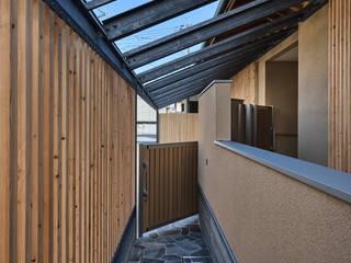 西京の平屋住宅 ATS造家設計事務所 木造住宅 木 木目調