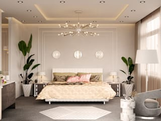 Welcome To The Soothing New York City Apartment Project DelightFULL Modern style bedroom
