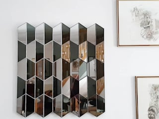 MAD GLASS Modern living room