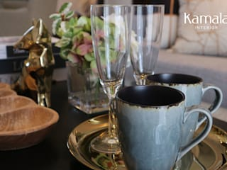 Show Unit Cikupa Kamala Interior Dining roomAccessories & decoration Multicolored