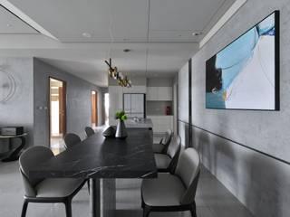 沐影 仝育室內裝修設計有限公司 餐廳