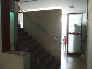 桃園 透天住宅 大也設計工程有限公司 Dal DesignGroup 樓梯