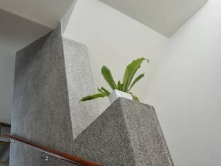 太平 透天住宅 大也設計工程有限公司 Dal DesignGroup 樓梯