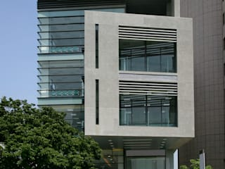 語文教學中心 中港分校 大也設計工程有限公司 Dal DesignGroup 獨棟房