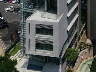 語文教學中心 中港分校 大也設計工程有限公司 Dal DesignGroup 現代房屋設計點子、靈感 & 圖片