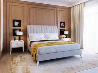 ITALIANELEMENTS DormitoriosCamas y cabeceros Textil