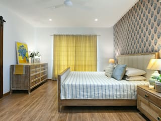 Saloni Narayankar Interiors Small bedroom
