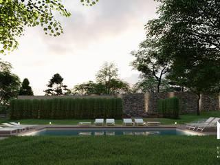 ARTEQUITECTOS Garden Shed