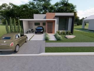 AP Arquitetura Ecoeficiente Casa unifamiliare