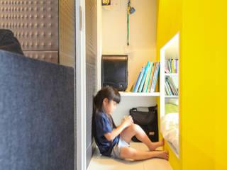 株式会社ブルースタジオ Teen bedroom Yellow